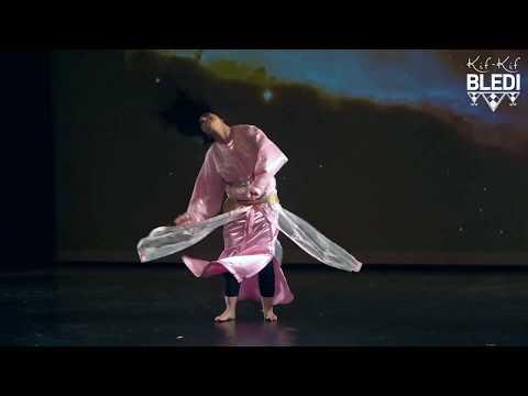 "Raïssa Leï - Chaabi & Reggada / ""Zineb"" De Jalal El Hamdaoui  @Kouklès Festival / Belgique"