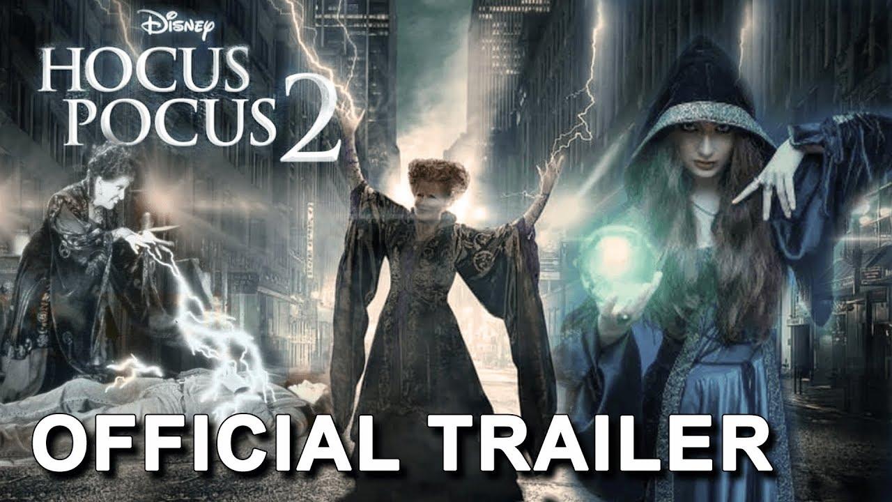 Download Hocus Pocus 2 Trailer (2020)