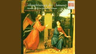 Choralvorspiele, Op. 135a: No. 24, Vom Himmel hoch, da komm ich her