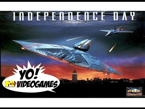 Independence Day! Sega Saturn - YoVideogames