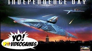 Independence Day! Sega Saturn - YoVideogames