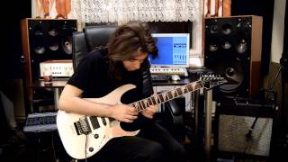 Steve Vai - Hand On Heart by Ugur Dariveren (Naked Tracks)