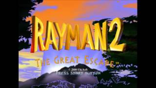 Dreamcast Longplay [001] Rayman 2: The Great Escape