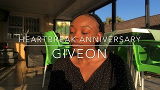 Heartbreak Anniversary - Giveon (cover)