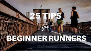 25 Essential Tips for Beginner Runners