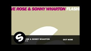 Dave Rose & Sonny Wharton - Flashdrive (Original Mix)