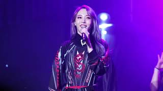 Download lagu 4K 191114 마마무 문별 im your fan 캠 reality in BLACK FAN SHOWCASE