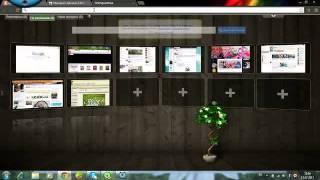 Мой первый Видеоурок-про то, как менять темы ВКонтакте при помощи программы VKopt