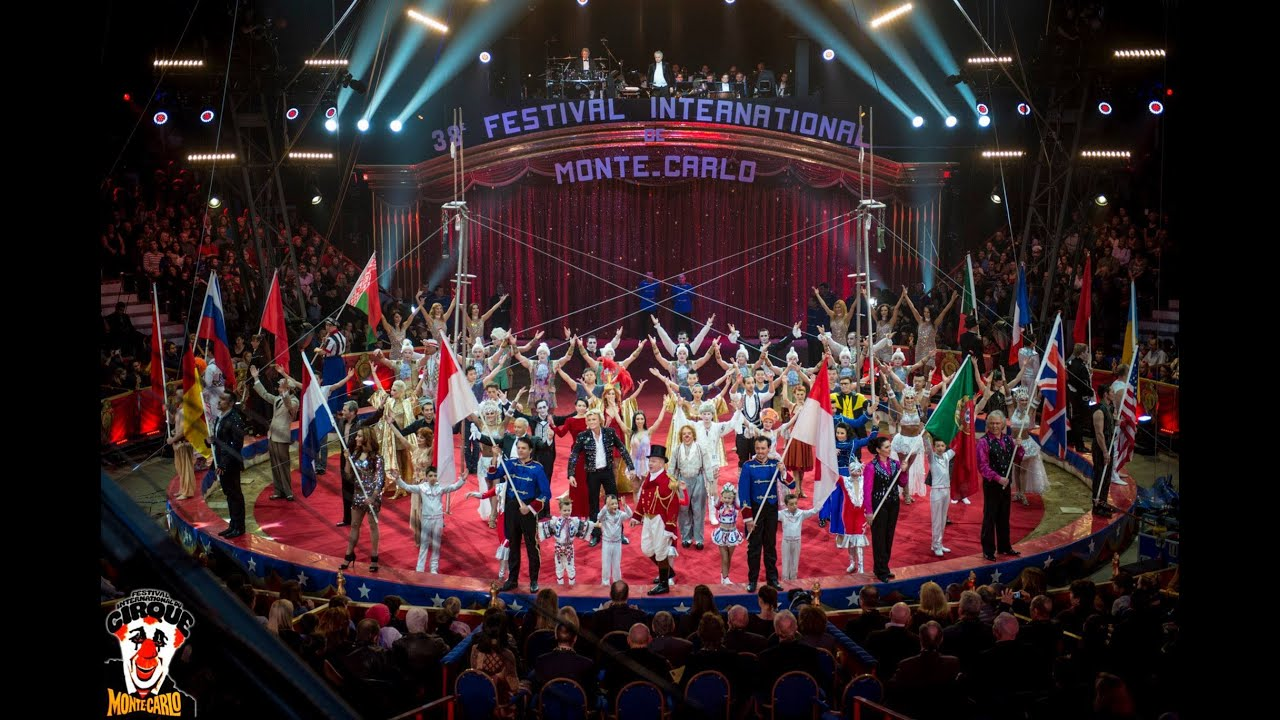 festival international du cirque de monte carlo