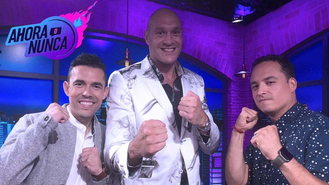 Tyson Fury cree que Andy Ruiz puede ser más importante que el Canelo