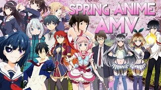 【AMV】Spring 2017 Anime - Laurence!