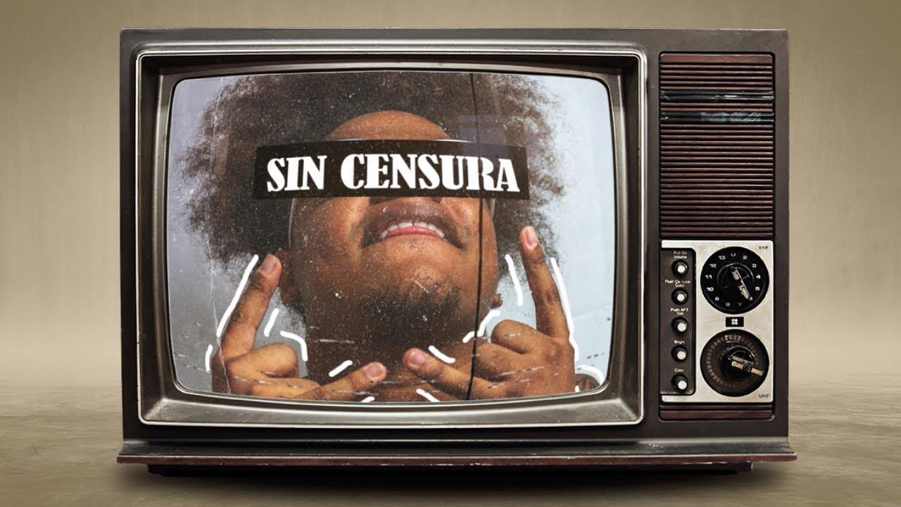 Chicho Valderrama - Sin Censura (Video Lyric)