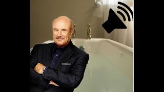 Dr Phil Stalks You While Your Taking A Bath ASMR