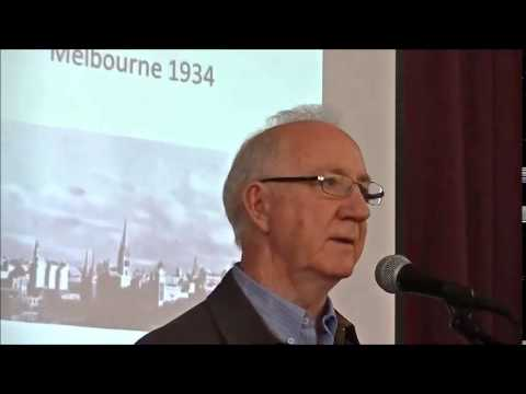 Michael Buxton Melbourne's Population growth impact Vic First 29 March 2014