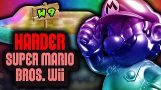 Harder Super Mario Bros. Wii FINALE (World 9)