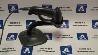 видео Сканеры штрих кода Symbol LS 4278