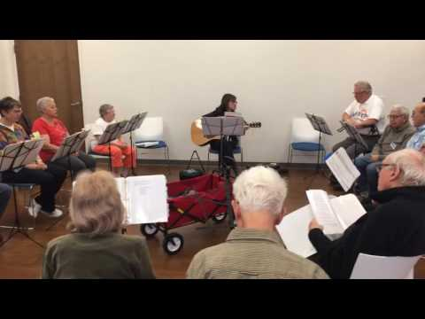 Good News Giving: music therapy for Parkinson patients