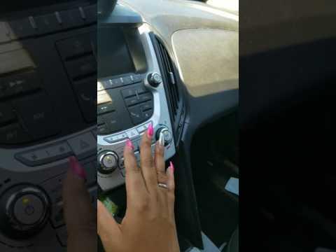 2012 Chevy Equinox Radio/dash Doesn't Work