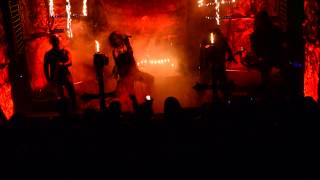 WATAIN - TOTAL FUNERAL live in Athens,2014