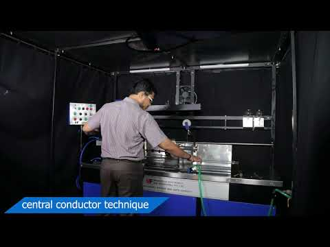 MAGNETIC PARTICLE INSPECTION MACHINE MPI - MAGNAFIELD ELECTRONICS & ENGG PVT LTD