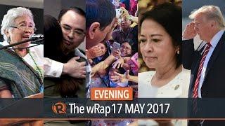 Duterte, Sato, Cayetano | Evening wRap