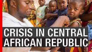 MSF PULSE: CRISIS IN CAR