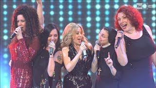 The Voice IT | Serie 2 | Live 1 | Kylie Minogue a The Voice Of Italy