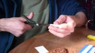 How to make a Danish hash joint / from jointen.dk