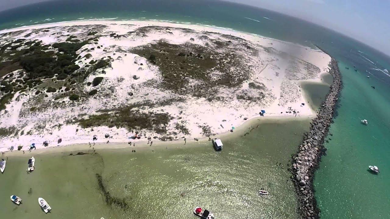 scount x4 panama city beach, fl - shell island - youtube
