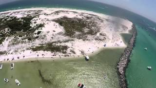 scount x4 panama city beach fl shell island