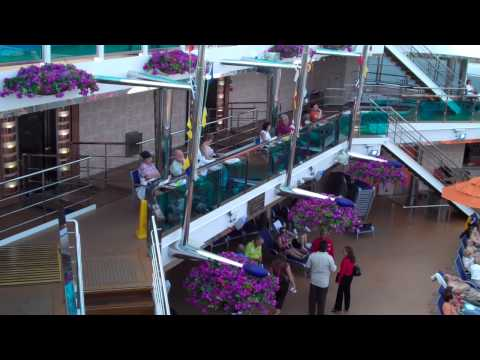 Carnival Dream - Tour of the New Waterworks