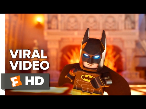 The LEGO Batman Movie VIRAL VIDEO - Gotham Cribs (2017) - Will Arnett Movie