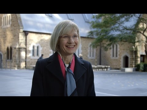Vice-Chancellor's September 2015 video post: Curtin in the Perth CBD