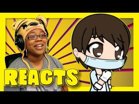 Cancer Gacha Life Mini Move by Melody | Gacha Animation Reaction