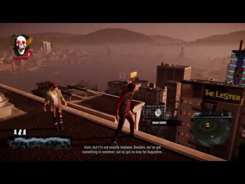 inFAMOUS™ Second Son gameplay free roam evil