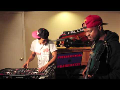 "The Mad Violinist & DJ Bronzze - Drake ""Hotline Bling"" THE REMIX"