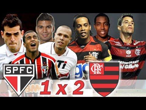 São Paulo 1 x 2 Flamengo * Campeonato Brasileiro 2011 * Melhores Momentos e Gols * Completo