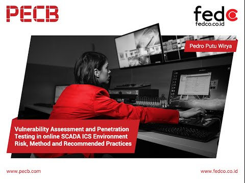 Vulnerability Assessment and Penetration Testing in online SCADA ICS Environment