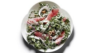Fat-burning Recipe: Kale, Grapefruit, And Hazelnut Salad | Health