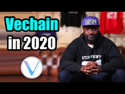 How Vechain Cryptocurrency is Solving Real World Problems in 2020 | + Zuby Merchandise SNEAK PEAK