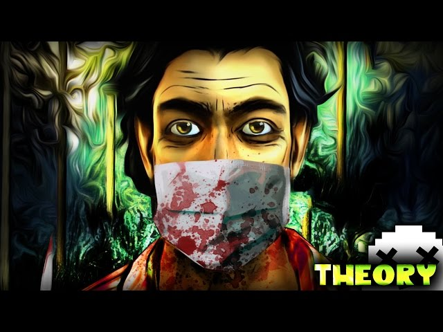CARLOS Was Not A Doctor | The Walking DEAD Theory [Telltale]