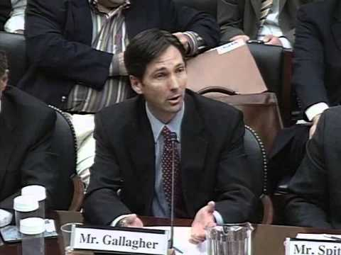 "July 28th, 2009: Select Committee Hearing, ""New Technologies: What's Around the Corner"""