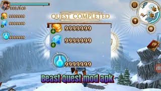 the beast quest mod apk