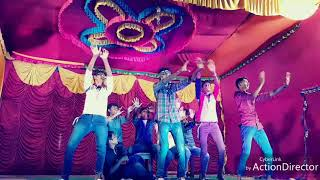 Enga veetu kuthuvilakey group dance