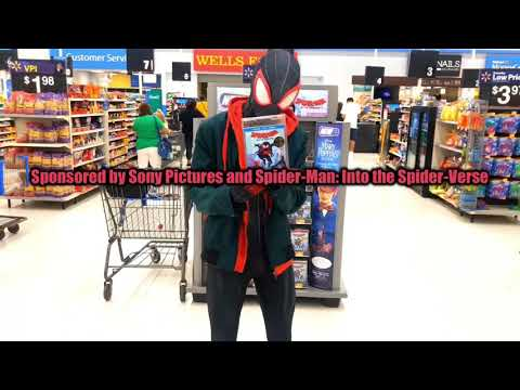 Spider-Man: Into The Spider-Verse| Ghetto.Spider