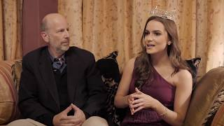 Dr. David Adelson with Miss America, Camille Schrier on BIAAZ and Brain Injury from Substance Misuse