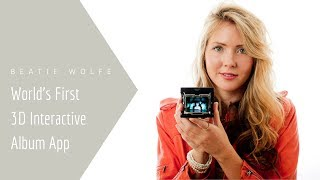 Beatie Wolfe World 39 s First 3D Interactive Album App GQ Promo.mp3