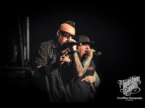 Moonshine Bandits West Coast Tour 2017