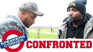Muslims Confront Kalam | On Kemet Muslim Beef| Kemetic Creed| Speakers Corner
