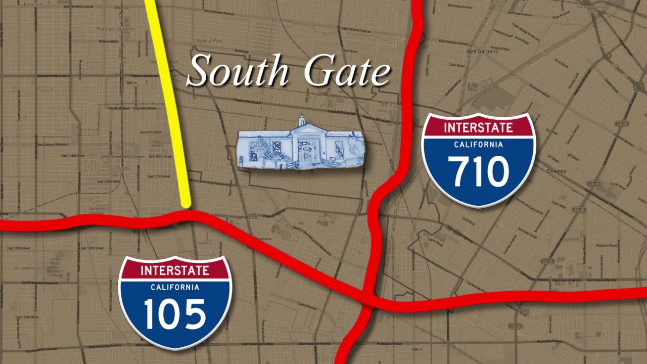 City Of South Gate >> Welcome To The City Of South Gate